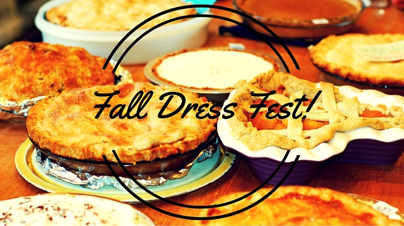 Reborn Cabinets Fall Dress Fest Is Here!